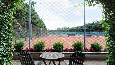 Tennis baner i Søften