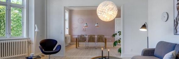 Lejligheder Aarhus C