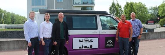 Aarhus Mæglerne Bus