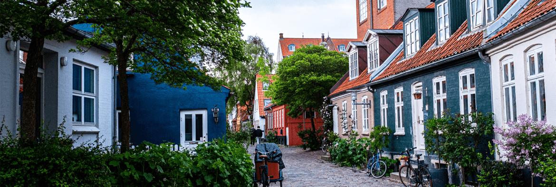 Stigende hussalg i Aarhus kommune i 2020
